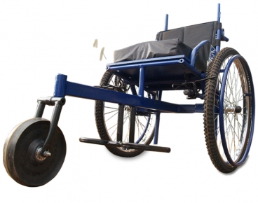 image of the Leveraged Freemdom Wheelchair